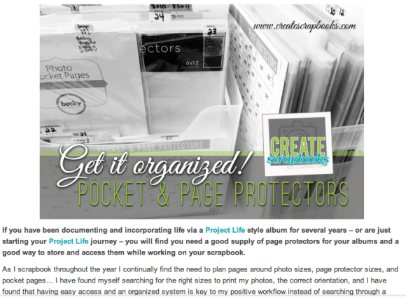 http://www.createscrapbooks.com/2013/03/26/get-it-organized-how-to-organize-your-project-life-pocket-page-protectors-free-printable-and-easy-step-by-step-guide/